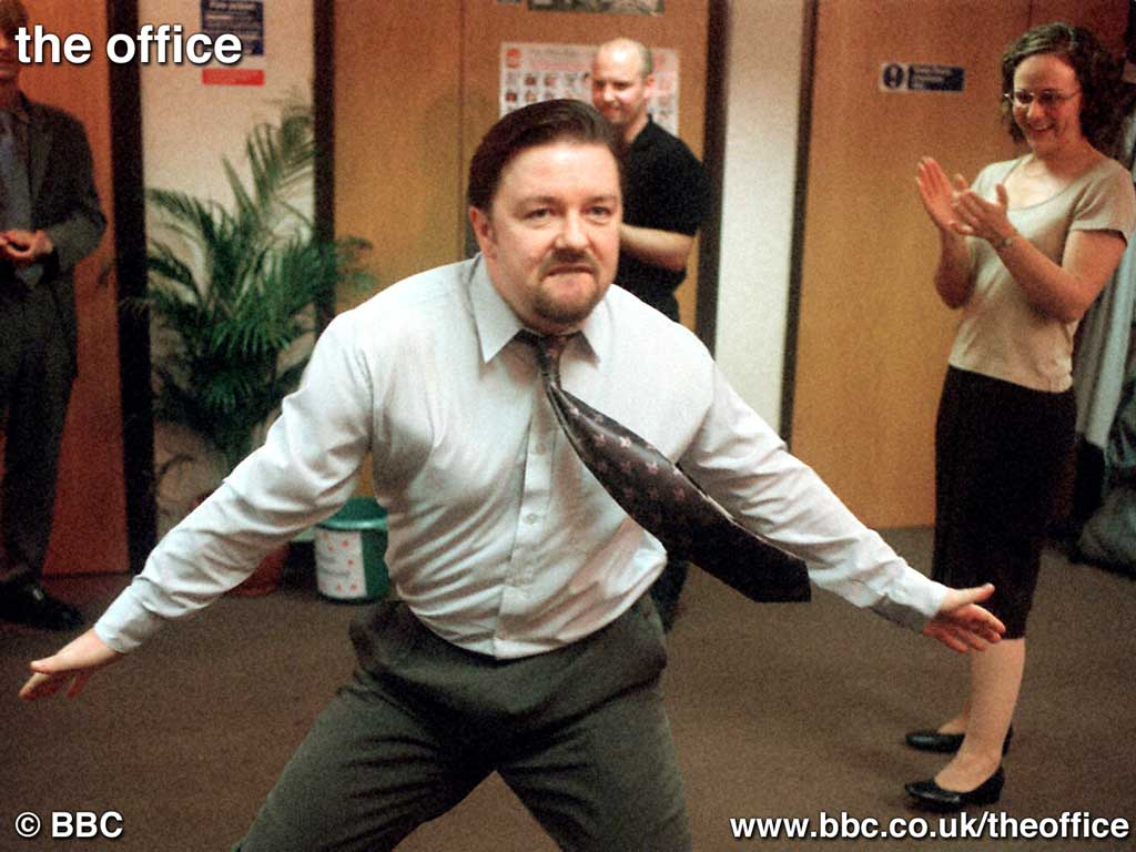 Ricky Gervais als David Brend
